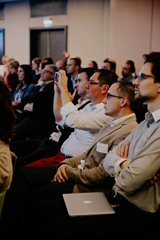 Photographe conference
