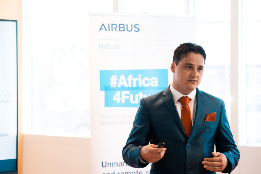 Photographe conférence Airbus toulouse - Airbus BizLab Africa4future 2019 - crédits Autan Blanc - Thibaut DELIGEY