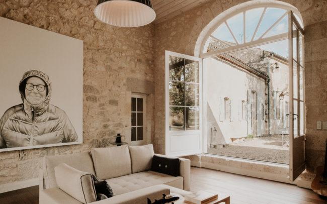 Photographie de Villa de luxe - entre Bordeaux et Toulouse -Photographe Immobilier